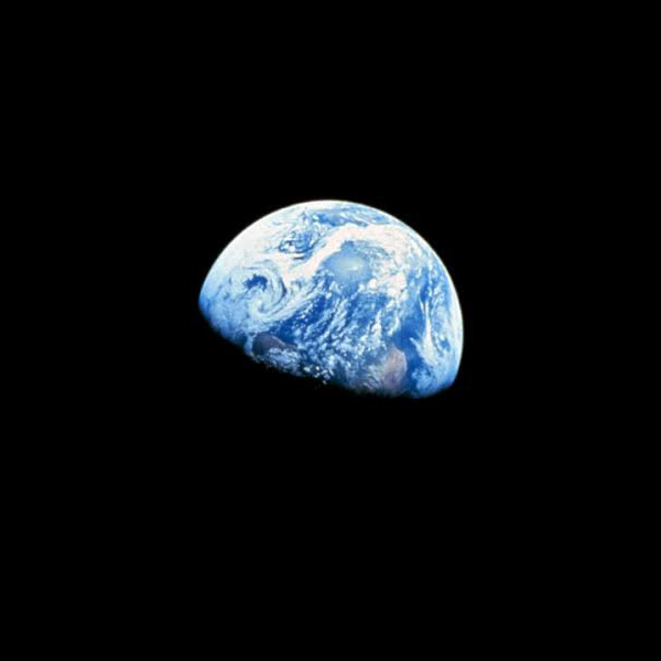 It's a Big Place to Be So Small: Earth Day Reflections