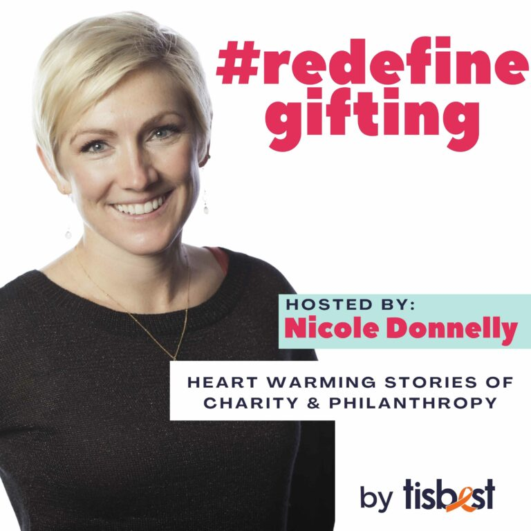 #redefinegifting Podcast with Jim McCann, Founder of 1800Flowers